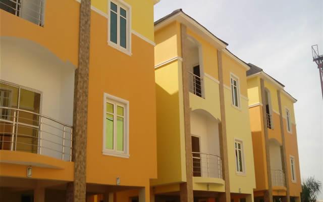 terrace duplex for rent