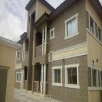 3 Units Luxurious Two Bedroom Luxury Apartment with Ac, Lekki Phase 1