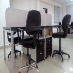 A spacious fully serviced office space in maryland lagos.